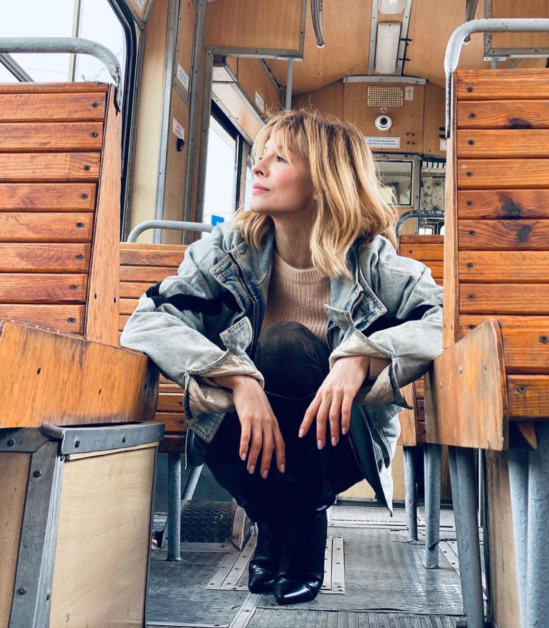 Елена Подкаминская (Фото: @podkaminskaya_official)