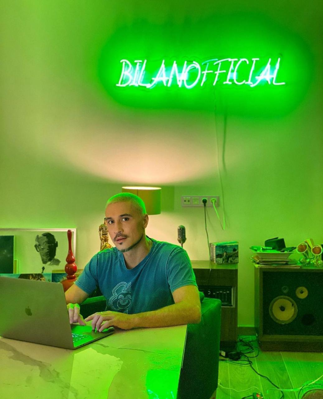 Дима Билан (Фото: @bilanofficial)