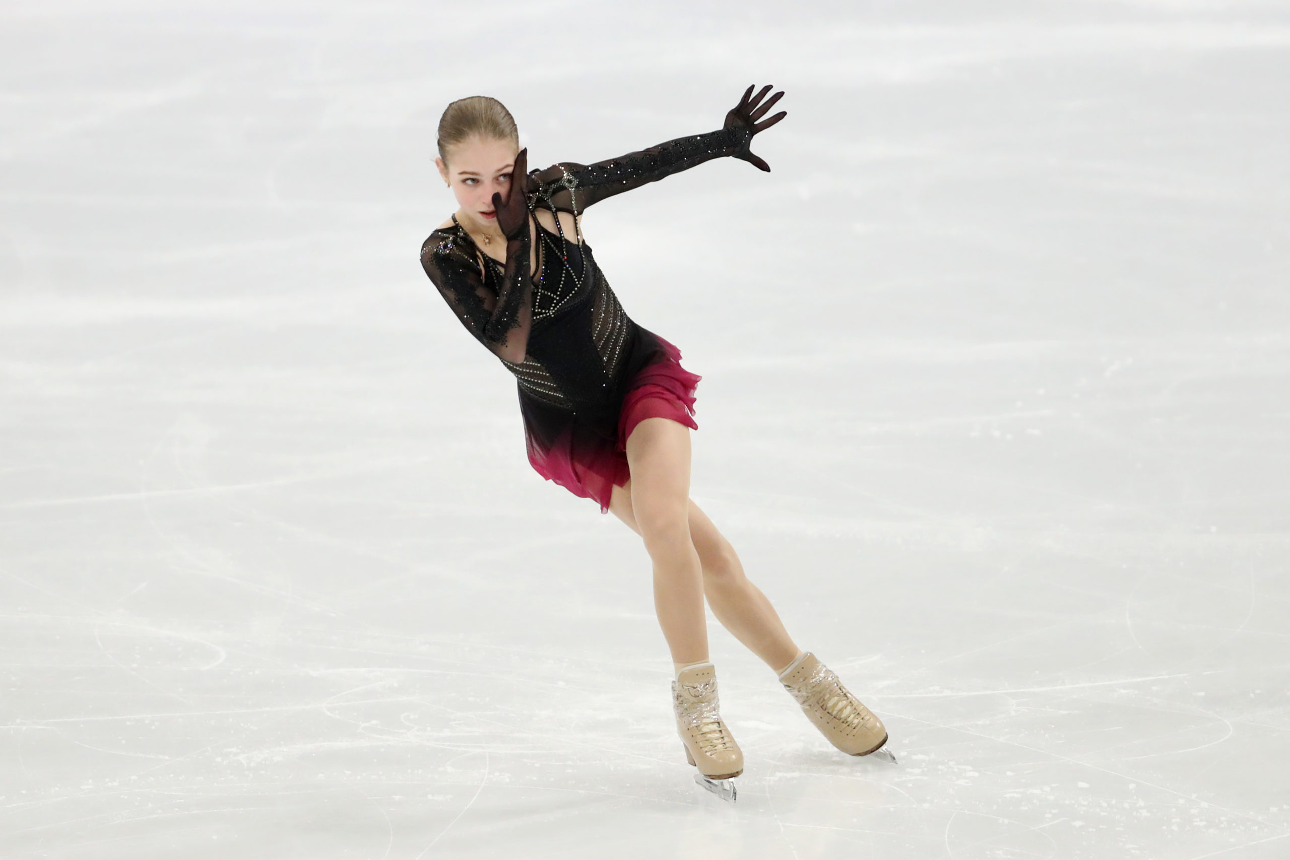 Александра Трусова (Фото: Linnea Rheborg/Getty Images)