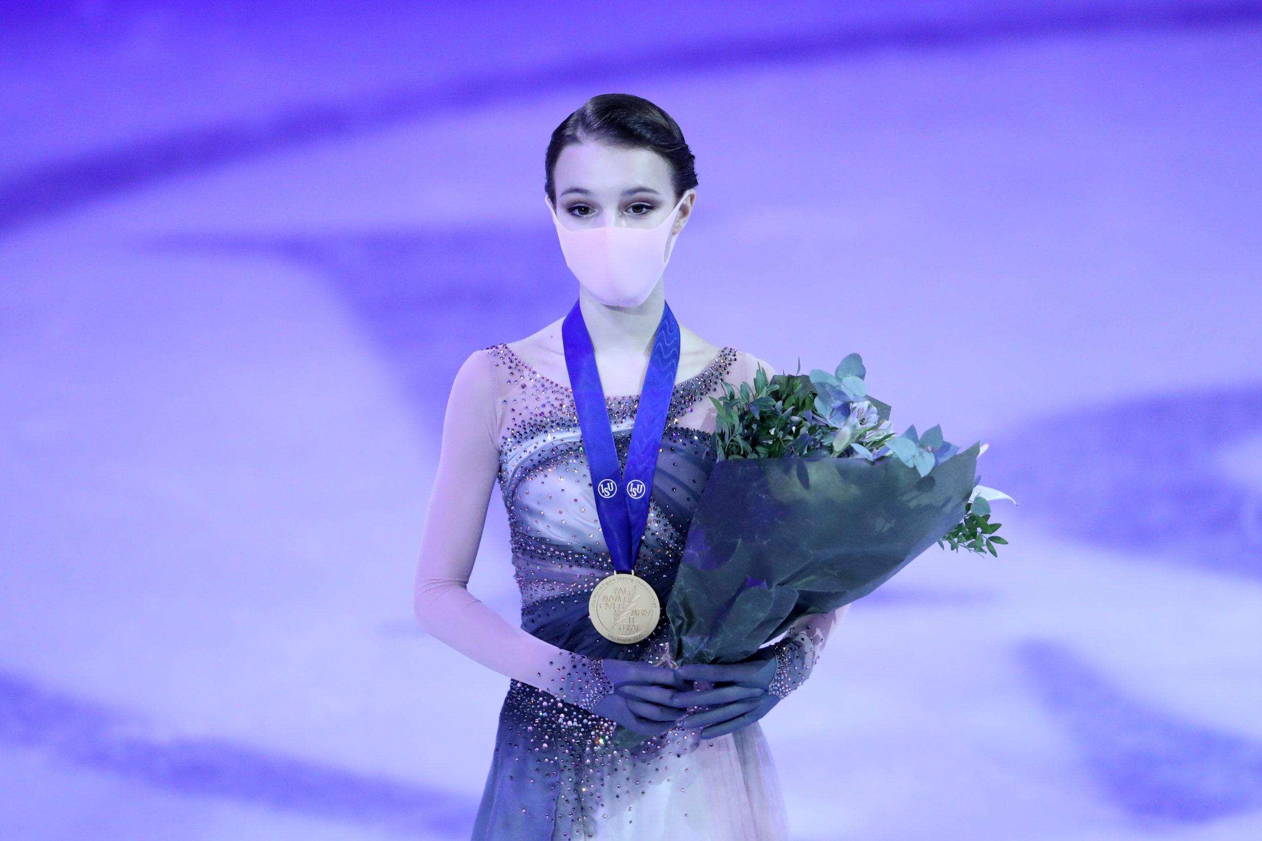 Анна Щербакова (Фото: Linnea Rheborg/Getty Images)
