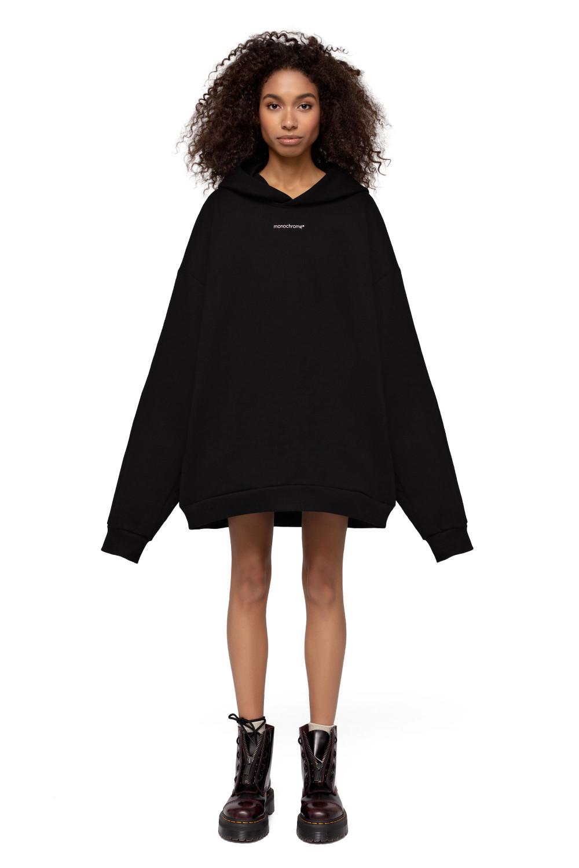 Худи Monochrome Luxe Black, 21 500 руб.