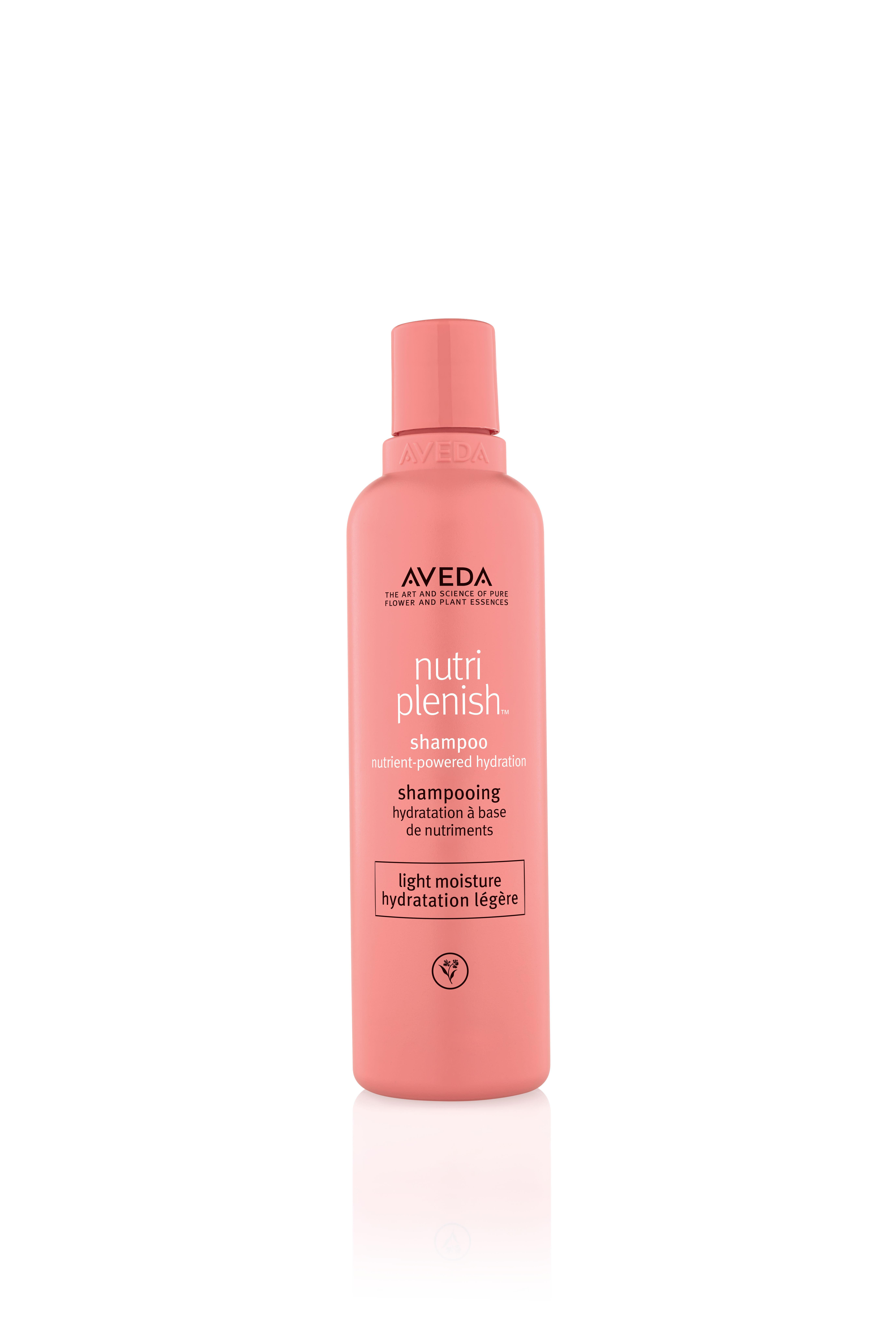 Натуральный шампунь для легкого увлажнения Aveda Nutriplenish