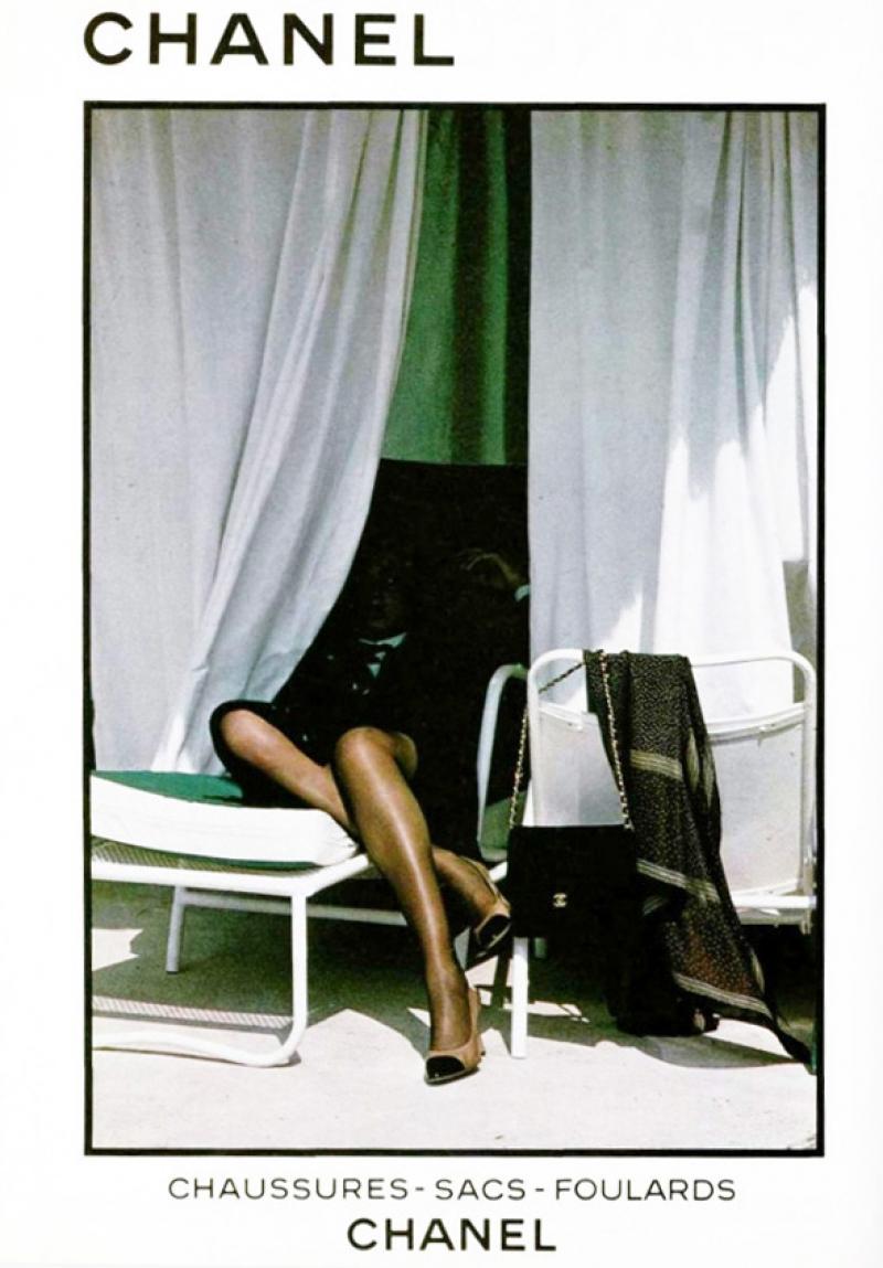 Рекламная кампания Chanel AW78