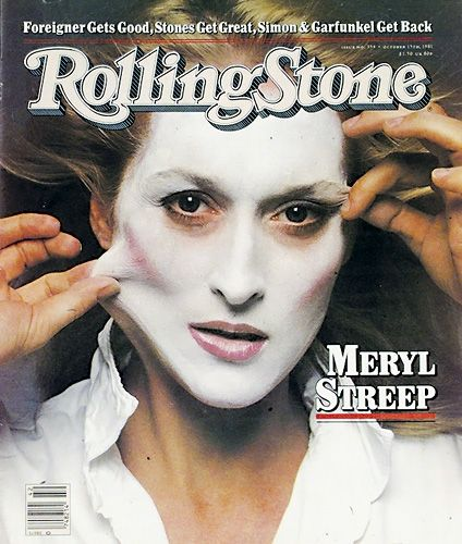 Обложка Rolling Stone