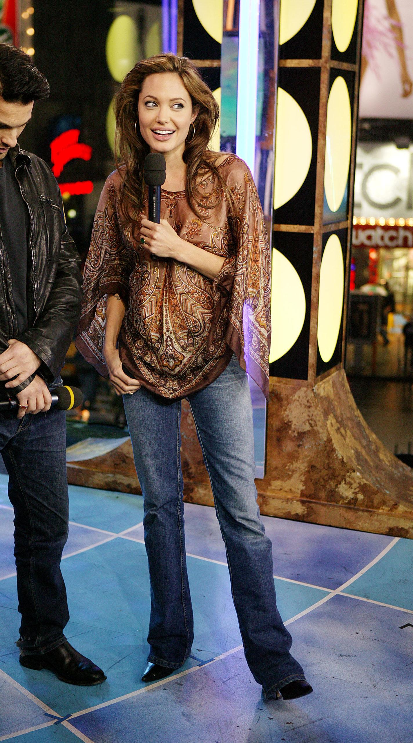 Анджелина Джоли (2004). Фото: Scott Gries/Getty Images