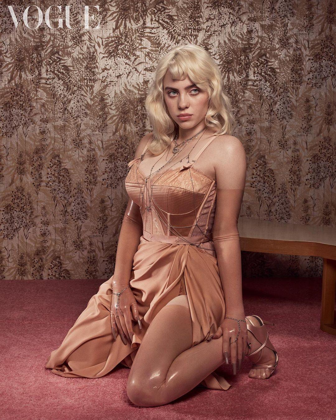 Билли Айлиш. Фото: Vogue UK