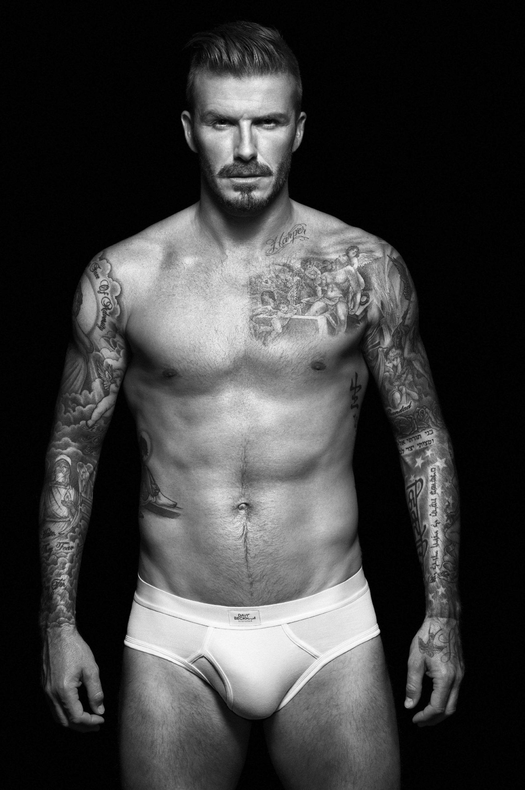 Дэвид Бекхэм, 2013. Фото: David Beckham Bodywear for H&M
