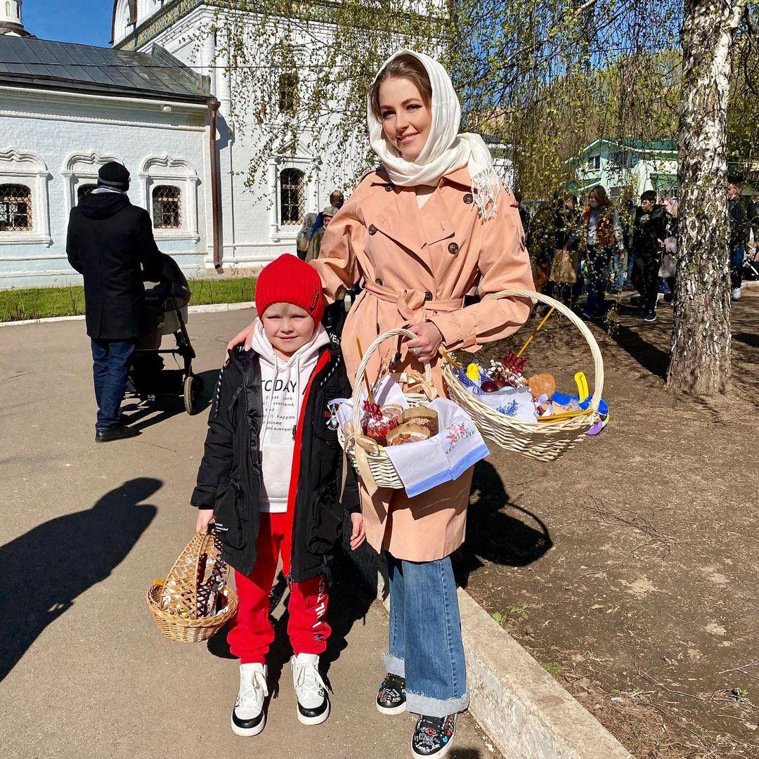 Анна Михайловская. (Фото: Instagram)