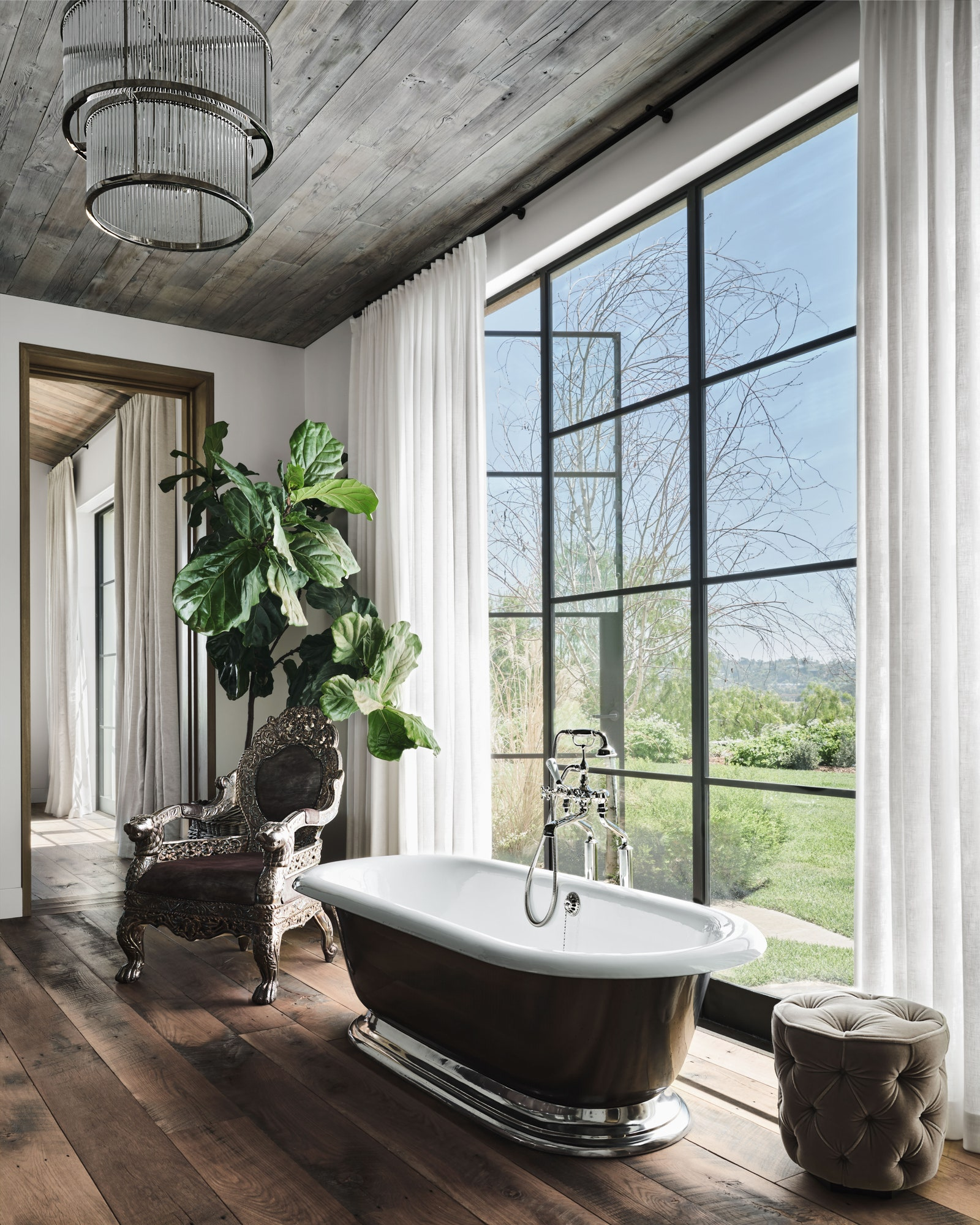 Фото: Architectural Digest/Douglas Friedman
