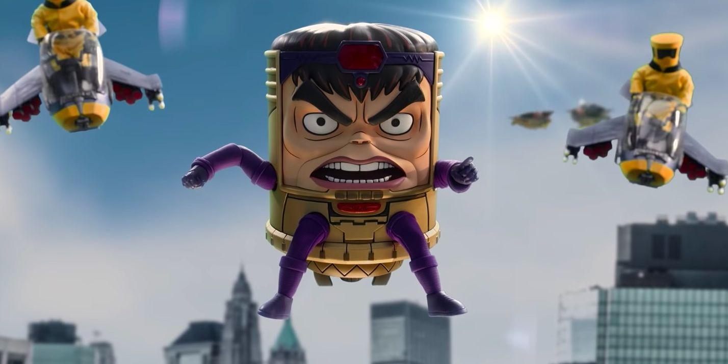 Что смотреть: новый мультсериал про суперзлодея от Marvel