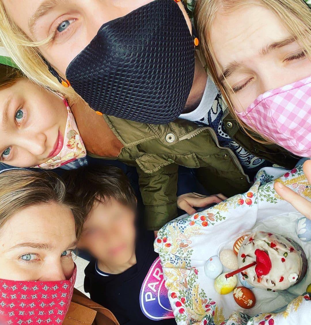 Наталья Водянова. (Фото: Instagram)