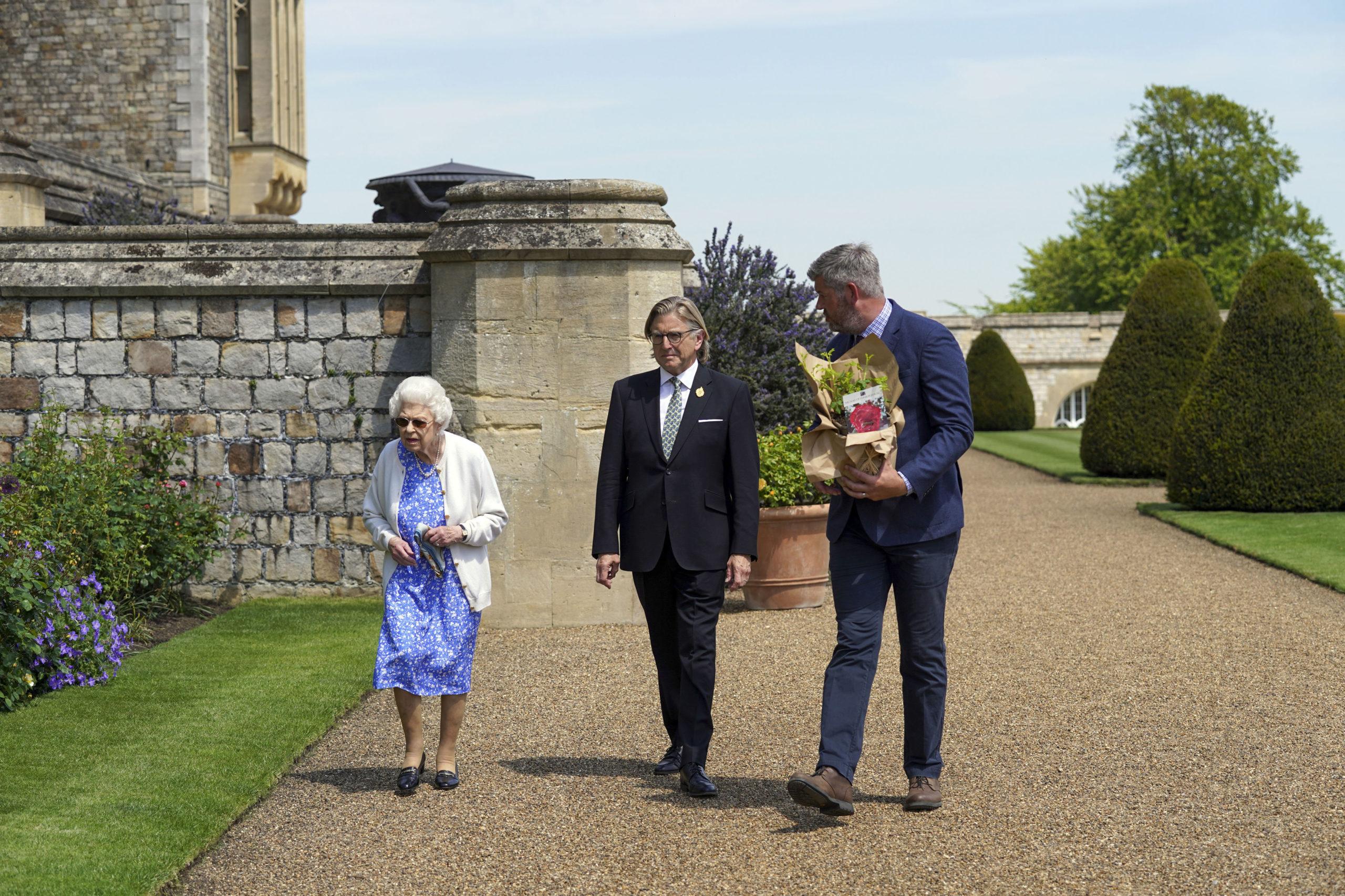 Королева Елизавета II (Фото: Steve Parsons - WPA Pool/Getty Images)