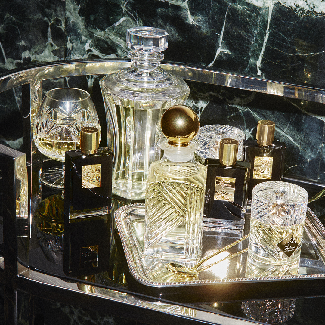 Ароматы-коктейли: Kilian Paris выпустил парфюмы с нотами абсента и бренди