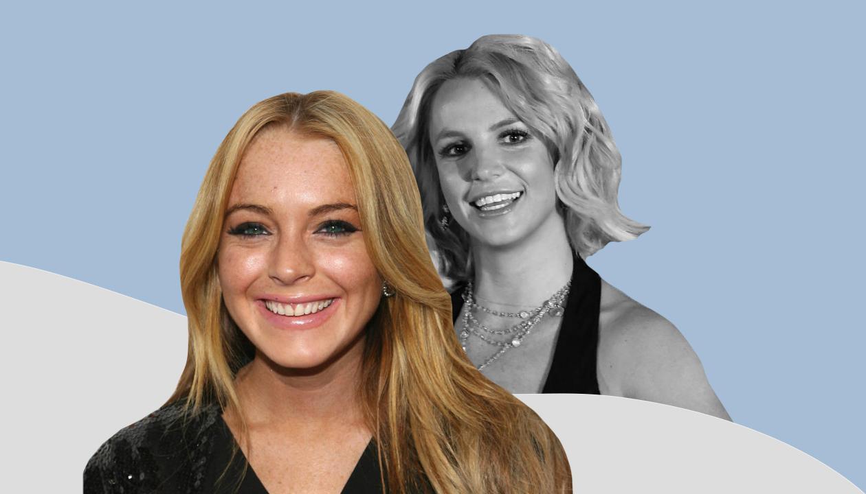 Ускользающая красота: можно ли было спасти внешность Линдси Лохан и Бритни Спирс