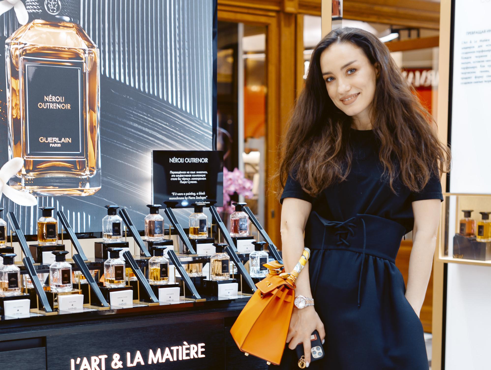 Превращая ингредиенты в искусство: Виктория Дайнеко, Катя Добрякова и другие звезды оценили новые ароматы Дома Guerlain L'Art & La Matière