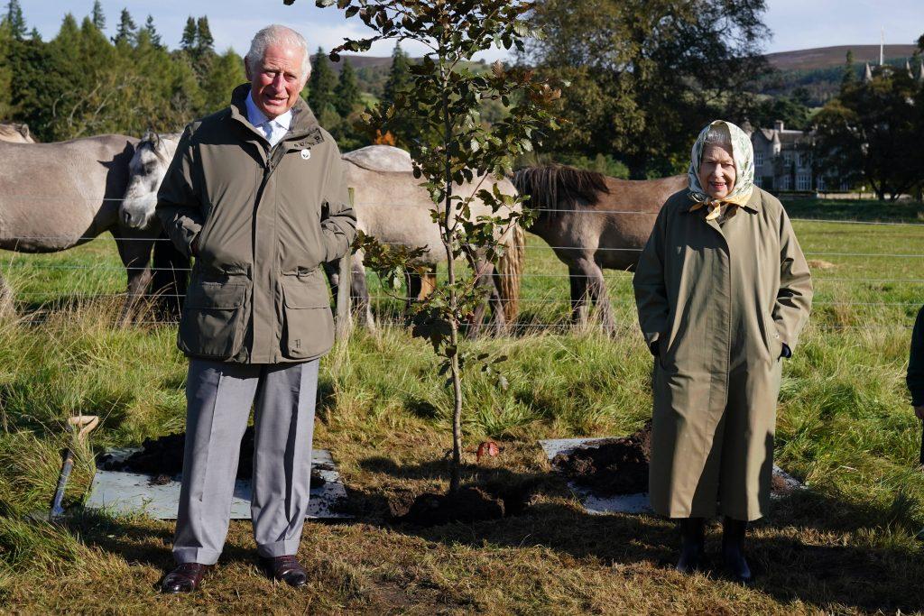 принц Чарльз и королева Елизавета II (Фото: Legion-media.ru)