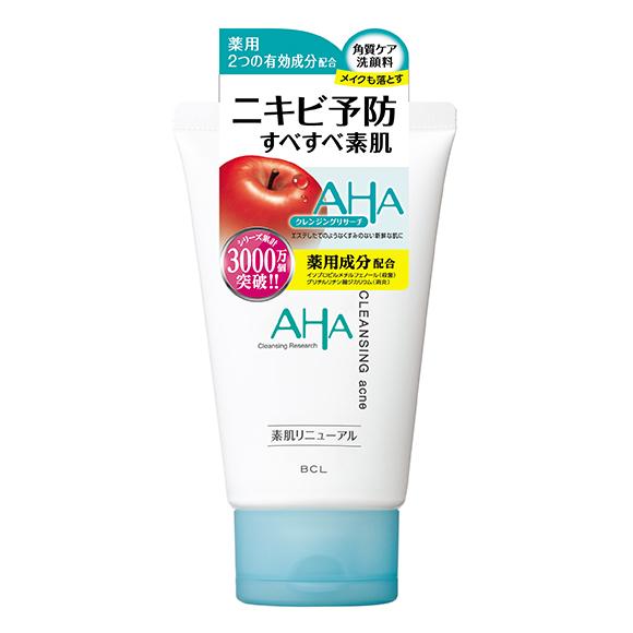 Пенка для зрелой кожи с АНА-кислотами, BCL